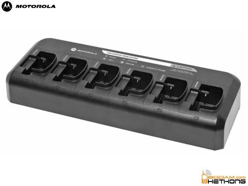 Bộ sạc 6 hộc Motorola XiR P3688