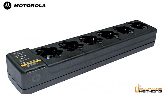 Bộ sạc 6 hộc Motorola XiR SL1M