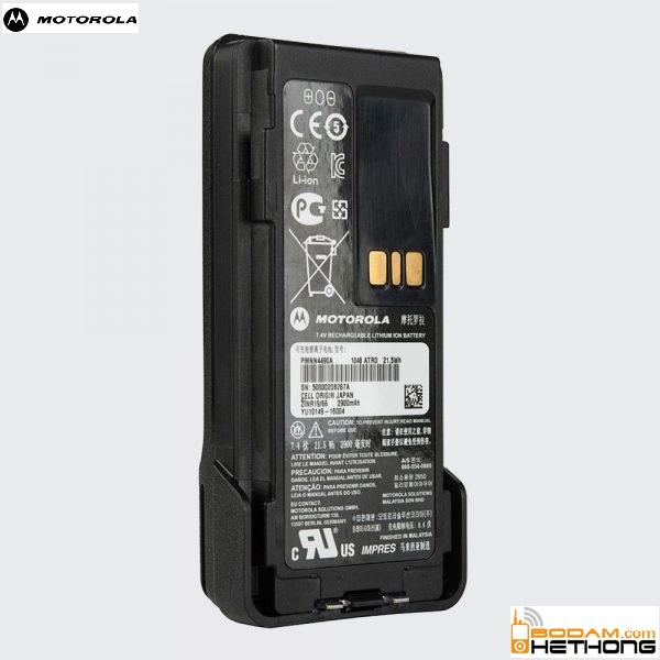 Pin bộ đàm chống cháy nổ Motorola XiR P8668i