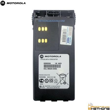 Pin bộ đàm Motorola GP338 - 1400mAh