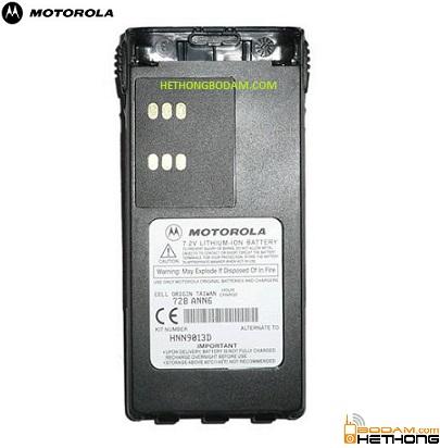 Pin bộ đàm Motorola GP338 - 1500mAh