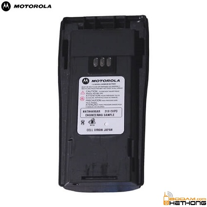 Pin bộ đàm Motorola XiR P3688 - 2190mAh