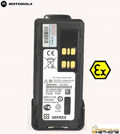 Pin chống cháy nổ bộ đàm Motorola XiR P6620i