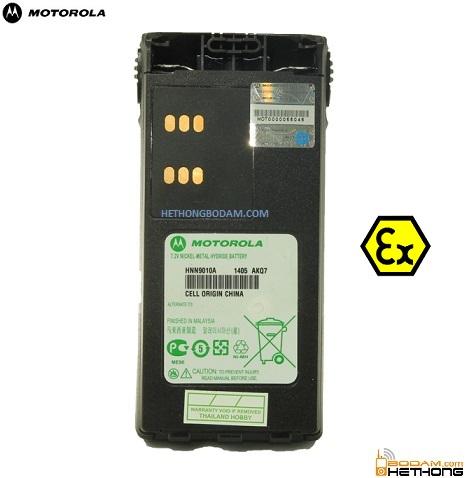 Pin chống cháy nổ Motorola GP338-IS