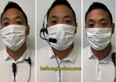 4 mẹo nhỏ giúp cải thiện chất lượng cuộc gọi khi đeo khẩu trang