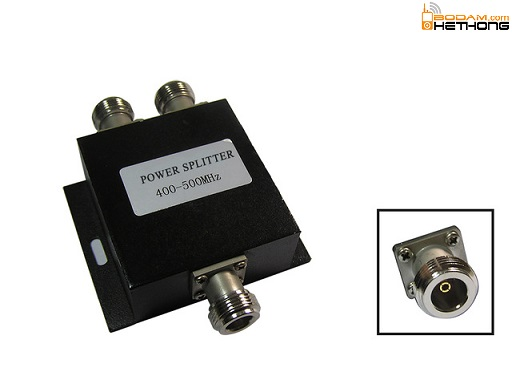 Bộ chia Anten VHF/UHF