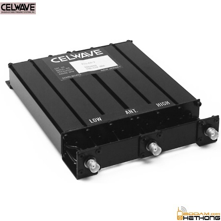 Duplexer Cellwave VHF/UHF 5Mhz/Space