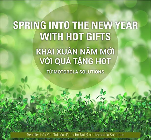 Khuyến mãi tháng 3 - Khai Xuân Năm Mới