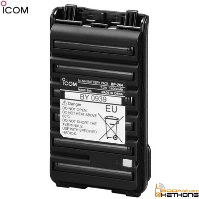 Pin BP264 | iCom F3003/F4003