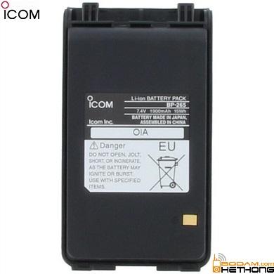 Pin BP265 | iCom F3003/F4003