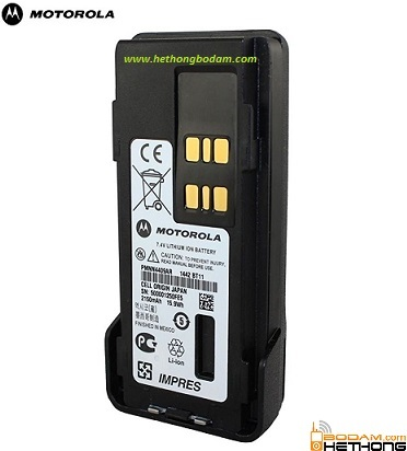 Pin bộ đàm Motorola P6600i