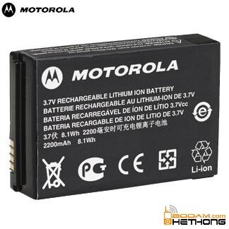 Pin bộ đàm Motorola XiR SL1M