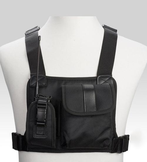 Túi đeo trước ngực bộ đàm